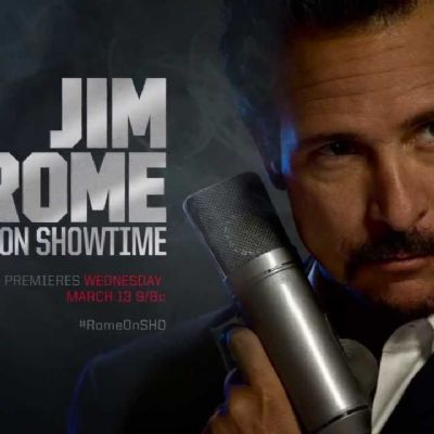 Jim Rome on Showtime