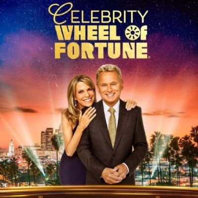 Celebrity Wheel of Fortune
