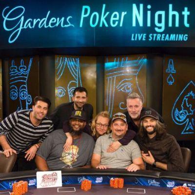 Gardens Poker Night