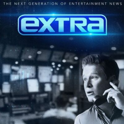 Extra mit Billy Bush