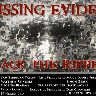"""""""The Missing Evidence"""" Jack the Ripper (TV Episod"""