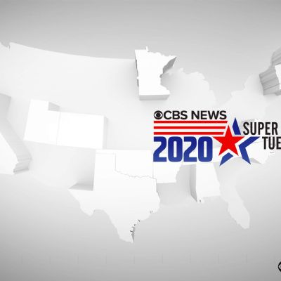 CBS News Election Special - Super Tuesday: High Stakes