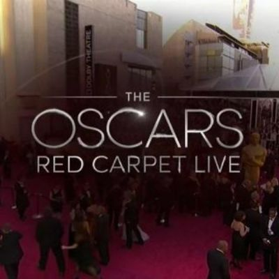 The Oscars Red Carpet Live