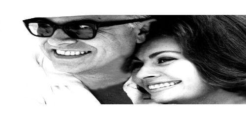 Carlo Ponti and Sophia Loren