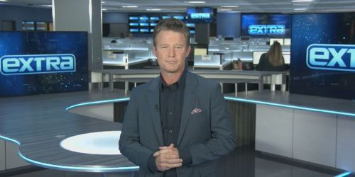 Extra with Billy Bush