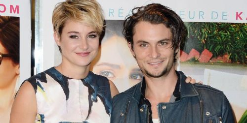 are shailene woodley and daren kagasoff dating off screen
