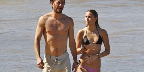 Paul Walker and Jasmine
