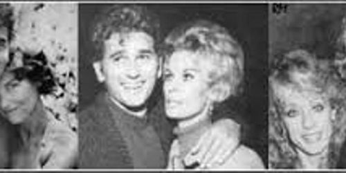Marjorie Lynn Noe and Michael Landon