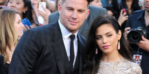 When did channing and jenna start dating