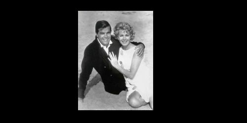Lana Turner and Robert Eaton