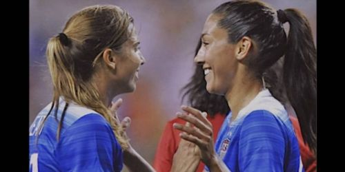 Christen Press and Tobin Heath - Dating, Gossip, News, Photos