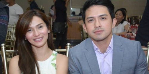 Dennis Trillo and Jennylyn Mercado