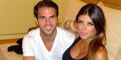 Daniella Semaan and Cesc Fàbregas - Dating, Gossip, News, Photos