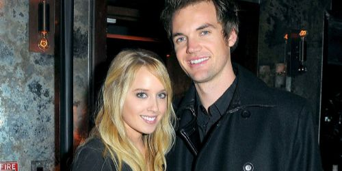 Megan park and tyler hilton dating