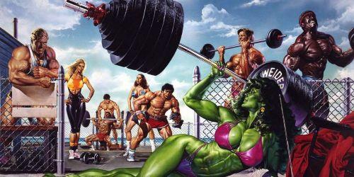 Hulk Girlfriend Dating History & Exes | CelebsCouples