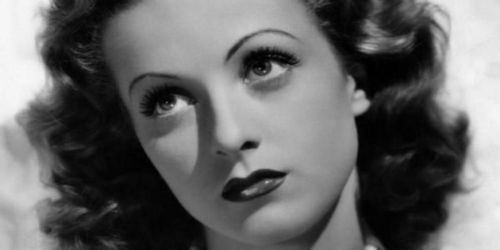 IMG DANIELLE DARRIEUX, French Film Star