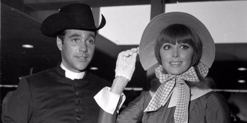Tina Louise and Les Crane - Dating, Gossip, News, Photos