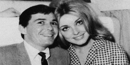 Sharon Tate and Jay Sebring
