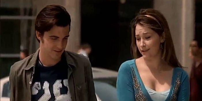 Alona Tal and Drake Bell
