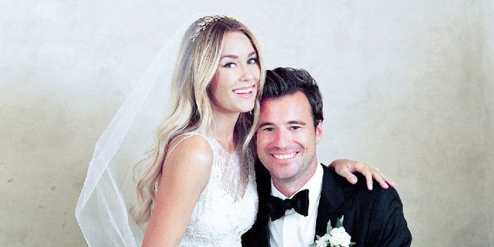 how long have william tell and lauren conrad been dating