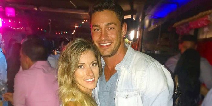 Tony Raines and Alyssa Giacone