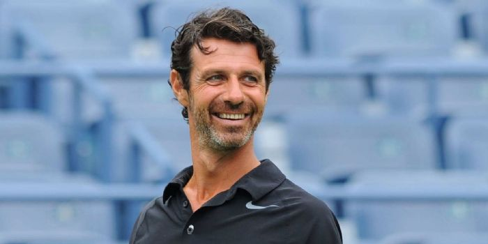 is patrick mouratoglou married