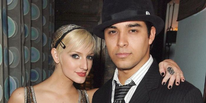 Ashlee Simpson-Wentz and Wilmer Valderrama