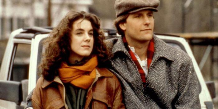 Jeff Daniels and Elizabeth Perkins