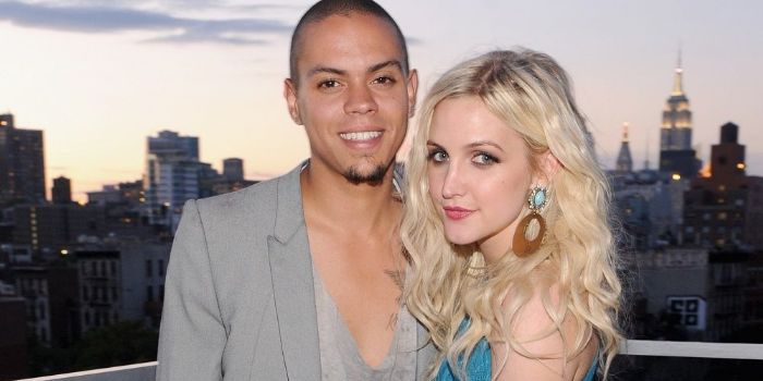 Evan ross dating who