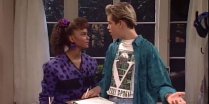 Lark voorhies and mark paul gosselaar