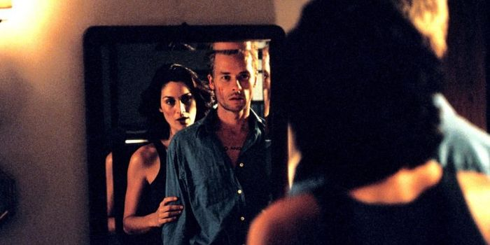 Guy Pearce and Carrie-Anne Moss