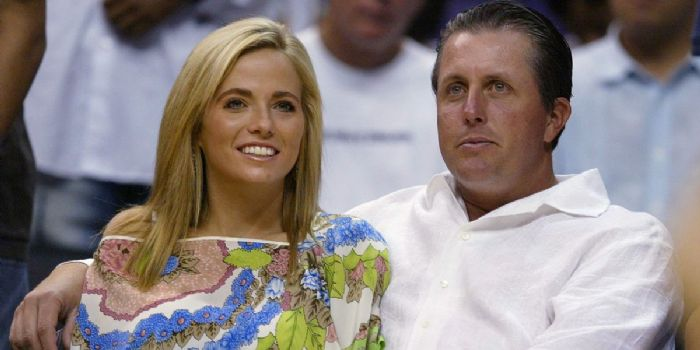 Phil Mickelson's wife Amy Mickelson was diagnosed with breast cancer in 2009