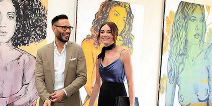 Mallory Jansen And Simon Phan Spouse Dating Gossip News Photos