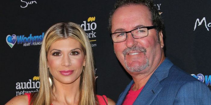 Alexis Bellino and Jim Bellino