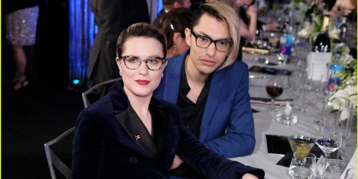 Evan Rachel Wood and Zach Villa