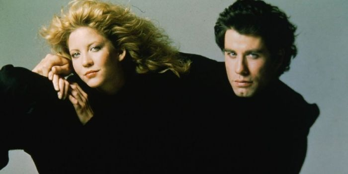Nancy Allen and John Travolta