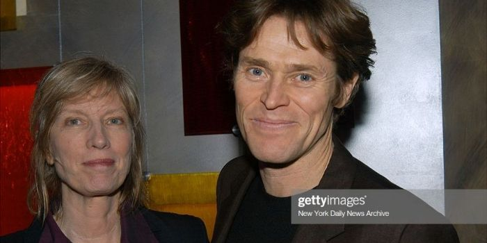 Elizabeth LeCompte and Willem Dafoe