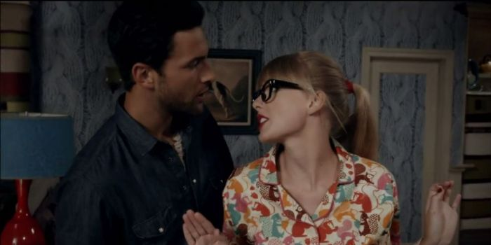 Taylor Swift and Noah Mills