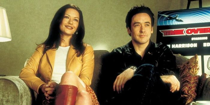 Catherine Zeta-Jones and John Cusack