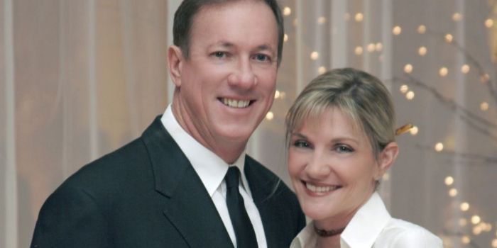 Jill Kelly and Jim Kelly