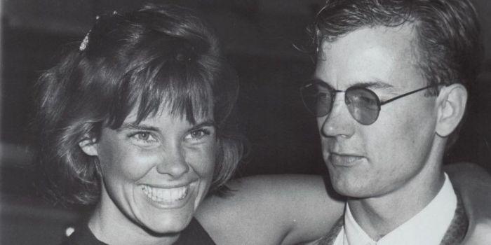 Alexandra Paul and Barry Tubb