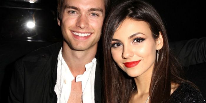 Victoria justice dating pierson fode