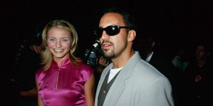 Cameron Diaz and Carlos de La Torre