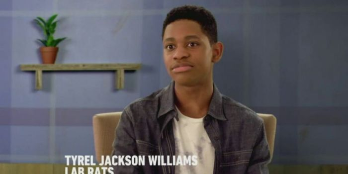 Tyrel Jackson Williams