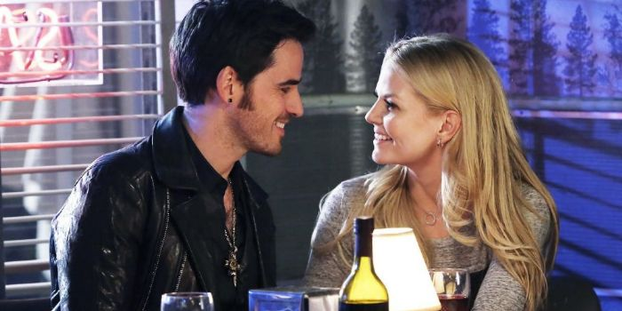 Colin O'Donoghue and Jennifer Morrison