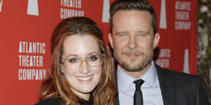 Ingrid Michaelson and Will Chase