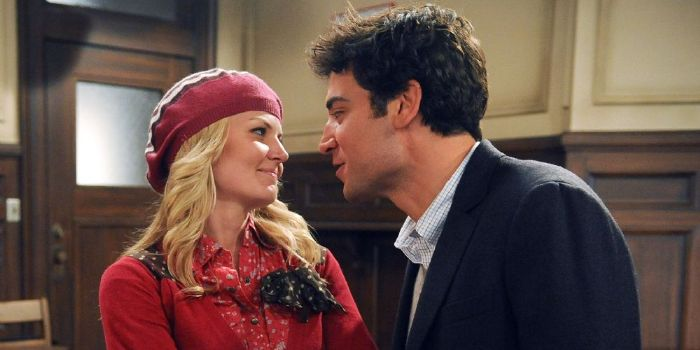 Josh Radnor and Jennifer Morrison