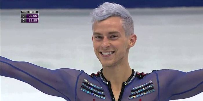 "rippon gay dating site Us figure skater adam rippon comes out as gay new, 1 comment i want to be a relatable example,"" the us silver medalist said by jim buzinski oct 5, 2015, 12:12am."