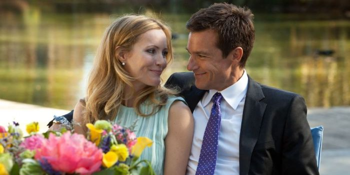 Leslie Mann and Jason Bateman