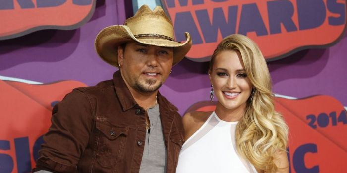 Brittany Kerr and Jason Aldean
